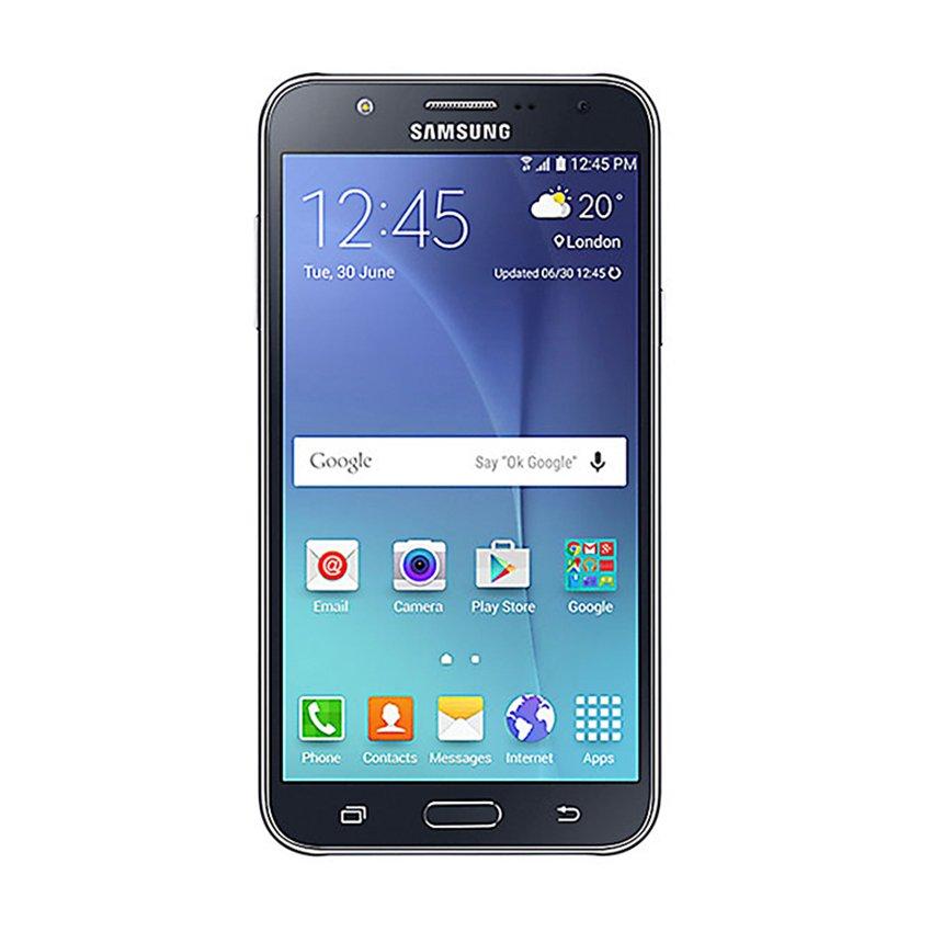 Samsung Galaxy J7 2016 SM-J710 - Hitam