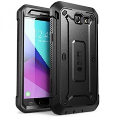Samsung Galaxy J7 2017 Case, SUPCASE Unicorn Beetle Pro Series Full-body Rugged Holster Case with Built-in Screen Protector for Galaxy J7 2017/J7 V/J7 Sky Pro/J7 Perx/J7V 2017/J7 Prime (Black/Black) - intl