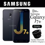 Diskon Samsung Galaxy J7 Plus C710 4 32 Gb 4G Lte Matte Black