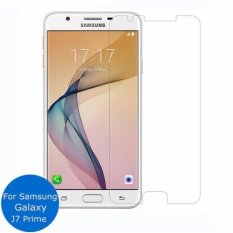 Samsung Galaxy J7 Prime  Anti Gores Kaca / Tempered Glass Kaca Bening