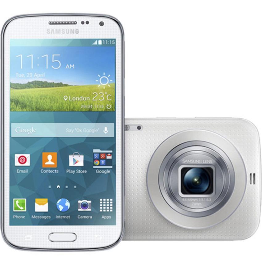 Jual Samsung Galaxy K Zoom Sm C111 Smartphone White Free Memory 32 Gb Ori