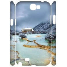 Samsung galaxy note 2 Case,Amazing HongLong Pools Design Style Hard Back Cover Phone Case for Samsung galaxy note 2 [FALCONISS] - intl