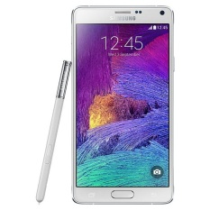 Samsung Galaxy Note 4 - 32 GB - Putih