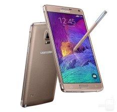 Samsung Galaxy Note 4 - 32GB - Bronze Gold