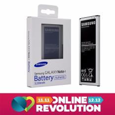Diskon Produk Samsung Galaxy Note 4 Sm N910H Battery Eb Bn910Bbusta 3220 Mah