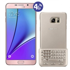 Samsung Galaxy Note 5 - 32GB - Pink - free keyboard