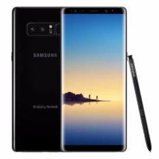 Model Samsung Galaxy Note 8 64Gb Garansi Resmi Sein Black Terbaru