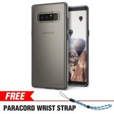 Samsung Galaksi Note 8 Case, ringke [Udara] Fleksibel Lentur TPU Sarung [Titik Matrix Teknologi] Menggaruk Tahan Pelindung Sarung untuk Samsung Galaksi note8-Internasional