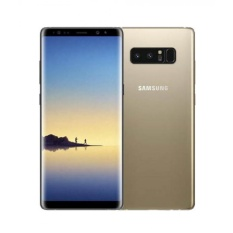 Samsung Galaxy Note 8 SM-N950UZ Resmi Samsung Indonesia - Maple Gold