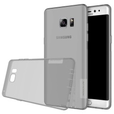 Beli Samsung Galaxy Note Fe Fan Edition Case Nillkin Transparan Tipis Soft Nature Slim Crystal Clear Tpu Soft Protective Shell Case Belakang Untuk Samsung Galaxy Note Fe Fan Edition Clear Grey Intl Online