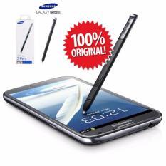 Promo Toko Samsung Galaxy Note Ii S Pen Stylus Note 2 Original 100 Hitam