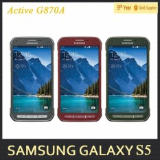 SAMSUNG GALAXY S5 ACTIVE 4G ( IP67 certified & MIL-STD-810G certified )