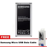 Toko Samsung Galaxy S5 Sm G900 Baterai Gratis Samsung Micro Usb Data Cable Murah Di Dki Jakarta