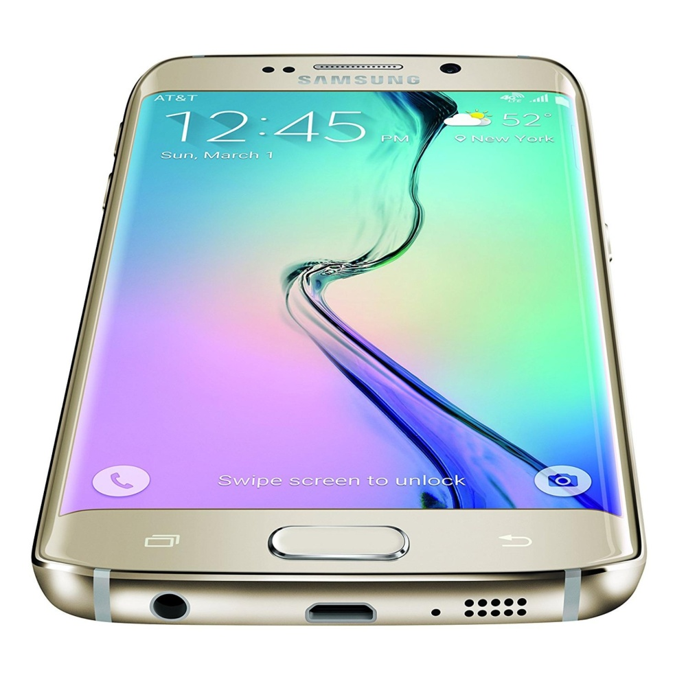Samsung Galaxy S6 EDGE - 4G LTE - RAM 3GB - OCTACORE 2,1 Ghz - FINGERPRINT