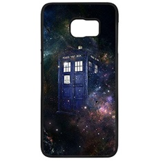 Samsung Galaxy S6 Edge Plus Cell Phone Case Black Doctor Who Cartoon Anime Case for Galaxy S6 Edge Plus Cover Case Hard Back - intl