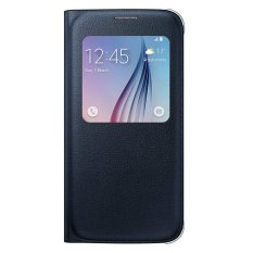 Review Terbaik Samsung Galaxy S6 S View Cover Hitam