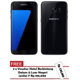 Ongkos Kirim Samsung Galaxy S7 Edge Black Onyx G935 32Gb Garansi Resmi Gratis Voucher Hotel Di Riau Islands