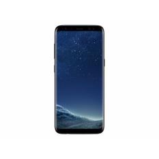 Samsung Galaxy S8 G950 - Midnight Black - Garansi Resmi