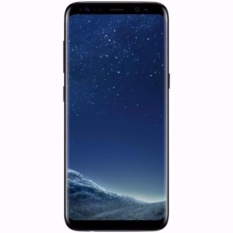 Samsung Galaxy S8 Plus G955 - Midnight Black - Garansi Resmi