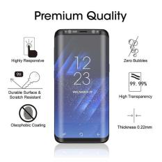 SAMSUNG GALAXY S8 PLUS   Tempered Glass Anti Gores FULL COVER LCD 4D