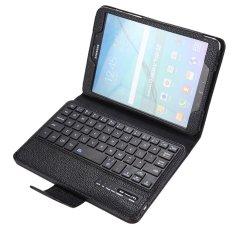 Case Samsung Galaxy Tab S2 8 With Keyboard Keyboard Bluetooth Sangat Tipis Dilepas Kulit Sampul Portofolio Case Untuk Samsung Tab S2 8 Inci T710 T715 Tablet Hitam Tiongkok Diskon