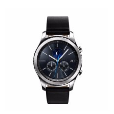 SAMSUNG Gear S3 CLASSIC/Galaxy Smart Watch/Wearable Smart Perangkat/Bluetooth Smart Watch dengan Kebugaran Track   SM-R770-Intl