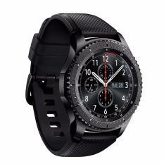Samsung Gear S3 Frontier Smartwatch Grey Intl Murah