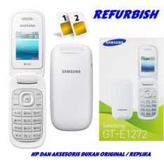 Samsung GT-E1272 Caramel Flip Dual SIM Camera Refurbish