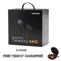 Earphone Handsfree Samsung Galaxy S8 Akg Original With Packing - ready stockIDR282000. Rp 289.000