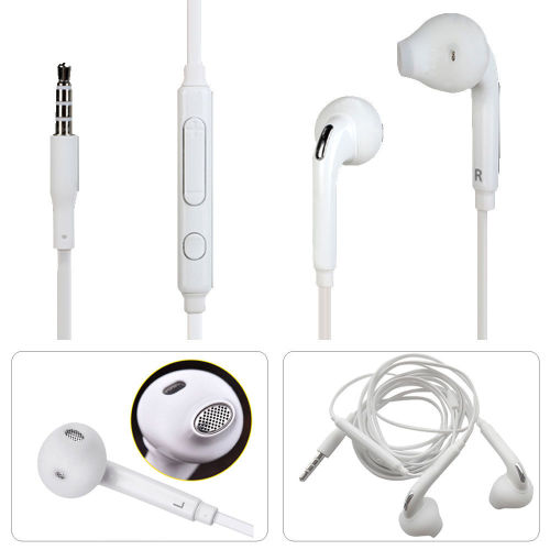 Samsung Handsfree Headphone Galaxy Note7/ S7/ S7 edge In-Ear Earphone Control w/ Mic Original - Putih - Headphone In Ear [DKI Jakarta] | DuniaAudio.com