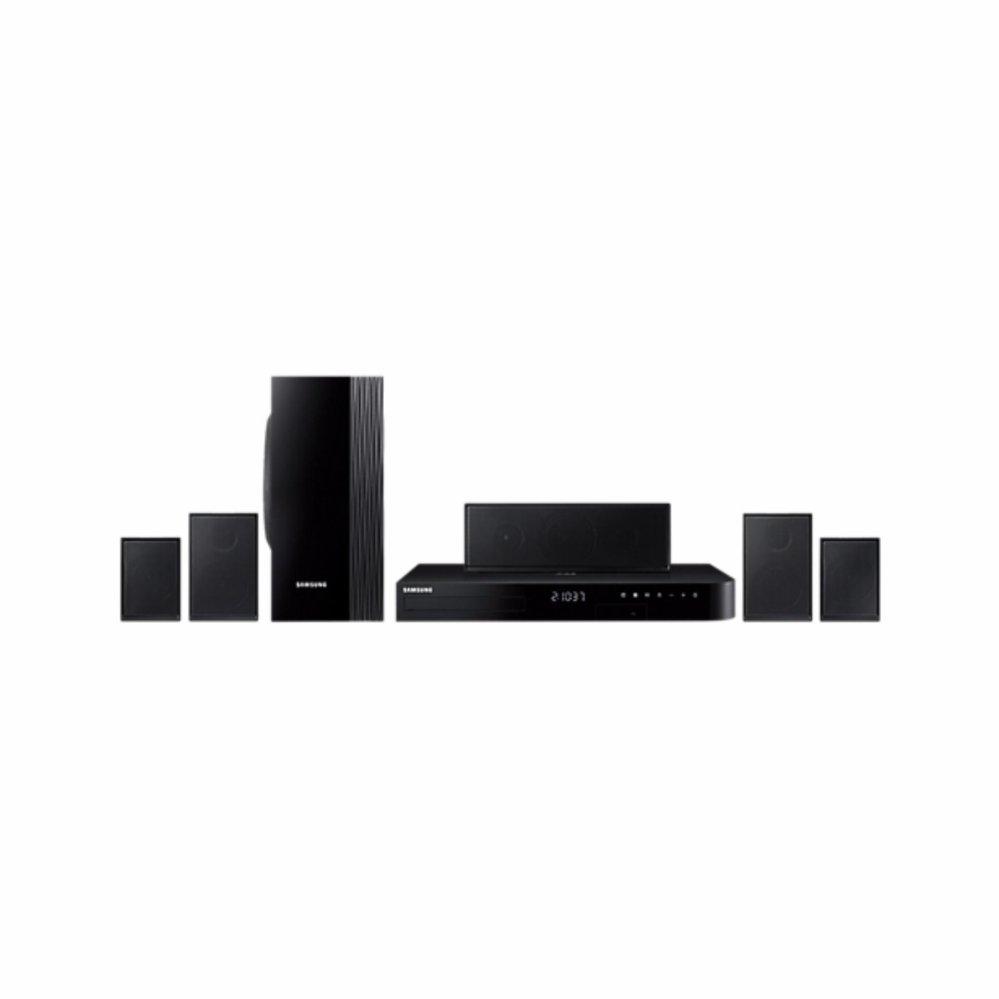 Samsung HT-J5100K Blu-ray Home Entertainment System - 1000 Watt RMS - Hitam - Gratis Pengiriman Bali, Surabaya, Mojokerto, Kediri, Madiun, Jogja, Denpasar