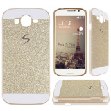 Samsung J1 J120 2016 Case Glitter Blink Blink Hardcase Backcase Casing Hp Gold Huanmin Diskon 50