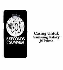 SAMSUNG J5 PRIME Case 5 Second Of Summer Log Hardcase Casing Cover