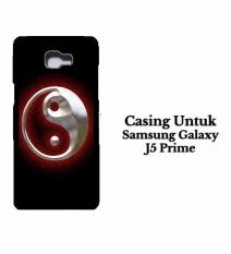 SAMSUNG J5 PRIME Case Yin Yang Hardcase Casing Cover