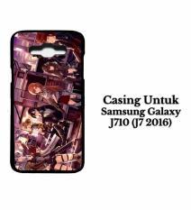 SAMSUNG J7 2016 Case Sword Art Online Hardcase Casing Cover