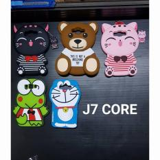 SAMSUNG J7 CORE // CASE BONEKA 3D