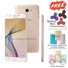 Beli Samsung J7 Prime Ram 3Gb Rom 32Gb Fingerprint Layar 5 5 Inch White Gold Di Dki Jakarta