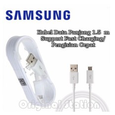 Samsung Kabel Data Galaxy Note 4 Fast Charger Dan Transfer Data By Premium Station.