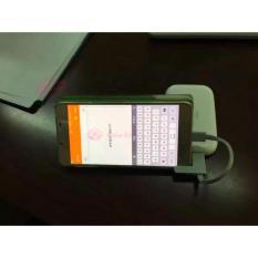 Samsung Kabel Samsung 20cm Cable Data Samsung Original Micro Usb Kabel Samsung Micro Adaptive Fast Power Bank Kabel Power Bank Bisa Dijadikan Standing Functions -  Grey