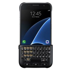 Harga Samsung Keyboard Cover Galaxy S7 Flat Black Asli