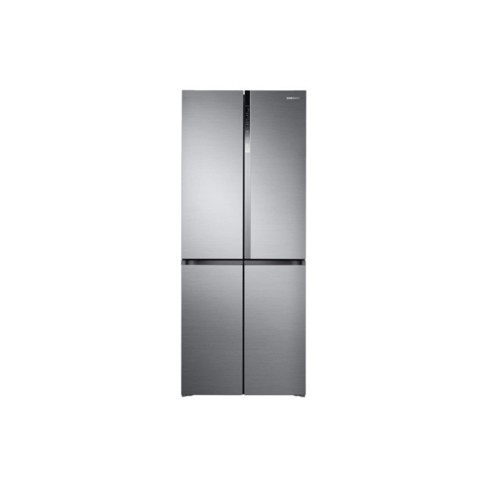 Samsung Kulkas Side by Side RF50K5960S8 French Door dengan Triple Cooling System 486L - Free Microwave ME731