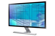 Samsung LCD/LED U28E590D Monitor 28