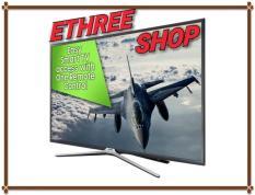SAMSUNG LED TV 43 INC/43M5500/ FULL HD /SMART/ FLAT TV / MURAH