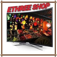 SAMSUNG LED TV 55 INC/ 55M6300/ FULL HD/ CURVED/ SMART/ MURAH