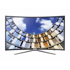"""SAMSUNG LED TV 55"""" UA55M6300AKPXD – Hitam- Khusus Jadetabek"""