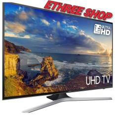SAMSUNG LED TV 75 INC/75MU6100 /UHD/4K/ FLAT/ SMART TV/ MURAH