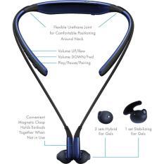 Samsung Level U Wireless Earphone Bluetooth Original Samsung - BiruHitam