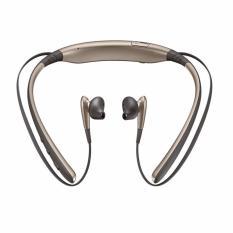 Beli Samsung Level U Wireless Earphone Bluetooth Original Samsung Gold Online Murah