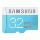 Toko Jual Samsung Microsdhc Class 6 32Gb Mb Ms32D Biru