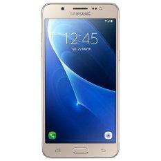 Samsung New Galaxy J7 (2016) J710 - 16 GB - Gold